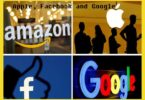 Apple, Facebook and Google