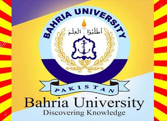 Bahria University Islamabad Admission 2020