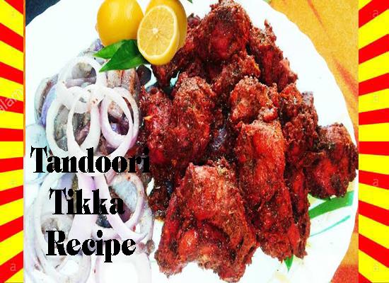 How To Make Tandoori Tikka Recipe Urdu and English