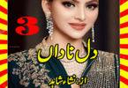 Dil E Nadan Urdu Novel By Nisha Shahid Part 3