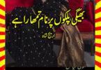 Bheegi Palkon Per Naam Tumhara Hai Urdu Novel By Areej Shah