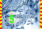 Moti Ki Aab Urdu Novel By Ayesha Firdous Episode 5