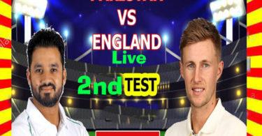 Pakistan vs England 2nd Test Southampton 13 Aug 2020 Live and Highlights