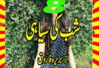Shab Ki Siyahi Urdu Novel By Bareerah Farooq Episode 8