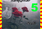 Tumhary Bagher Hum Adhoory Urdu Novel By Mehrmah Shah Episode 5