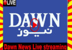 Dawn News Watch Live TV Channel From Pakistan