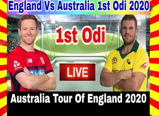 England vs Australia 1st ODI 2020 Live Score