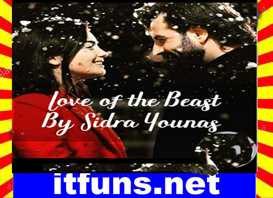 Love Of The Beast Urdu Novel By Sidra Younas